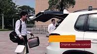 ChangYi Electric Tailgate Lift Video VW TIGUAN Clip