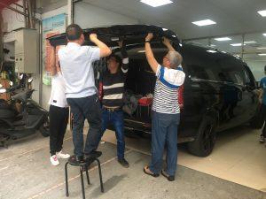 Changyi electric trunk latch